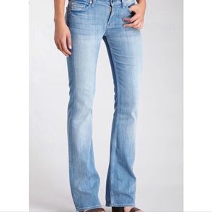 7 For All Mankind Flynt Bootcut Jeans Size 25